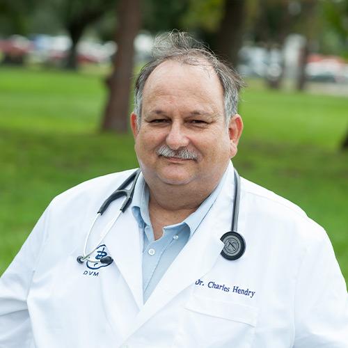 Dr. Charles Hendry