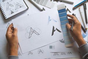 create your own logo, diy logo design